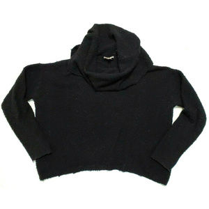 Show Me Your Mumu Womens Black Sweater Size Small